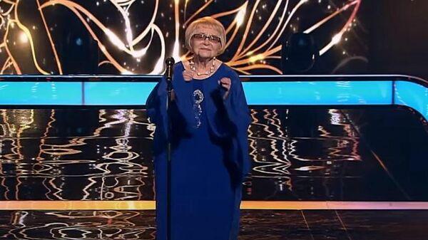 91-летняя участница Голоса 60+ вышла в финал