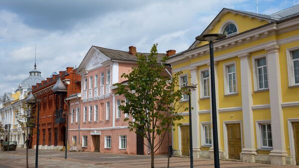 Музейный квартал на улице Металлистов