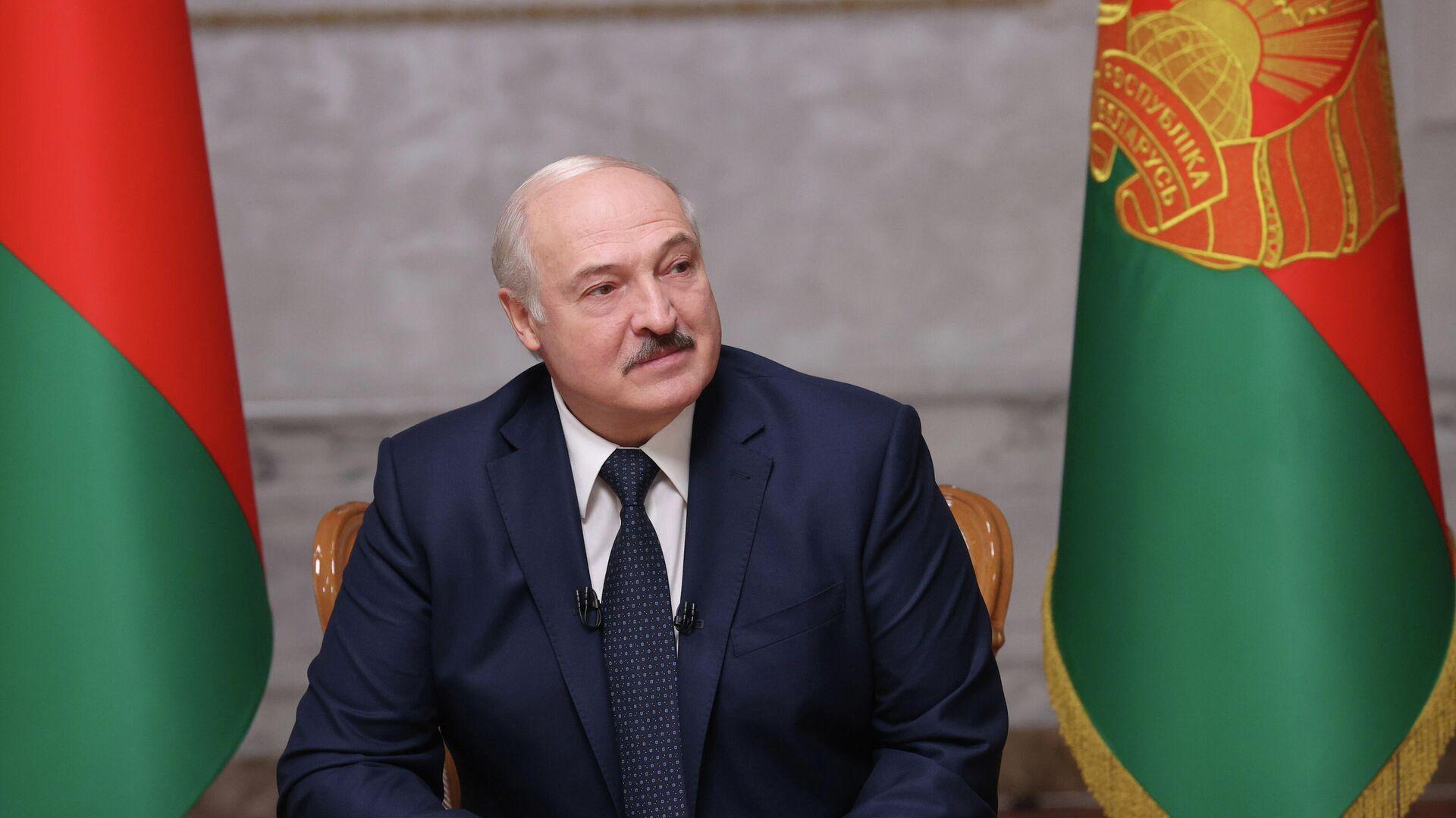 Президент Белоруссии Александр Лукашенко - РИА Новости, 1920, 29.09.2020