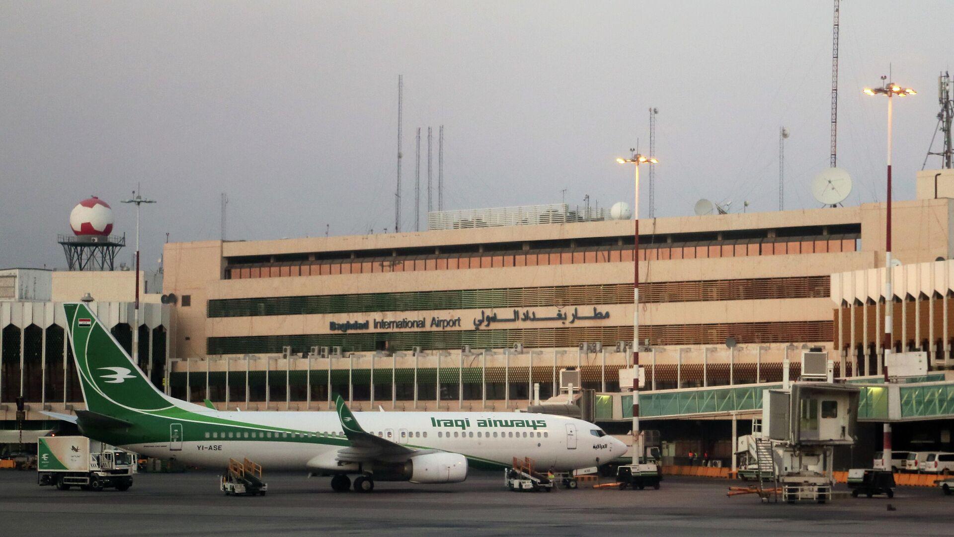 Международный аэропорт Багдад - РИА Новости, 1920, 05.08.2021