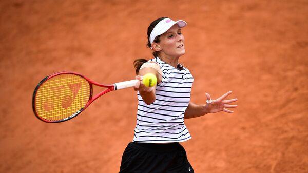Теннисистка Варвара Грачева (Россия)