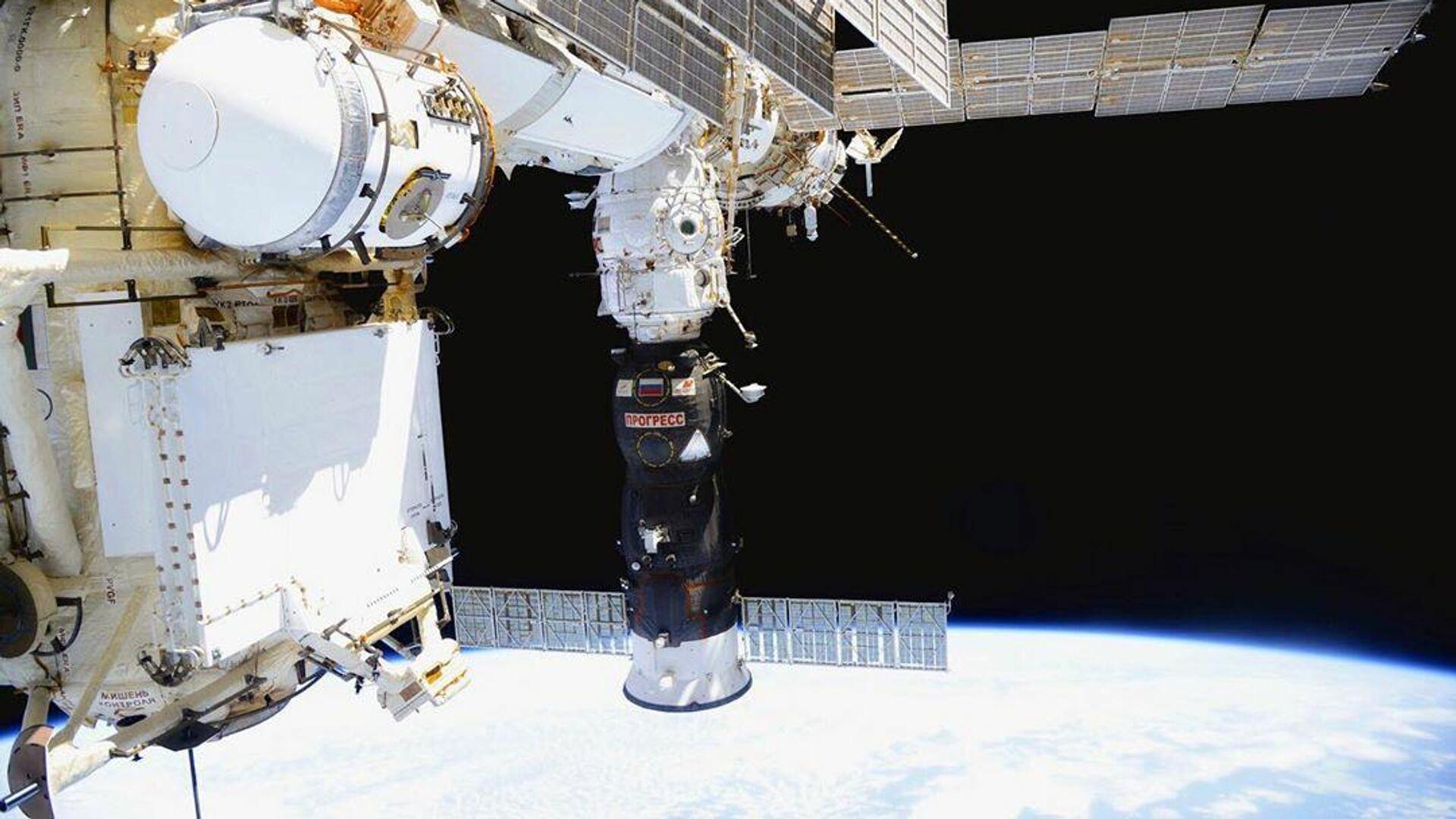 Американский прибор не нашел место утечки воздуха на МКС
