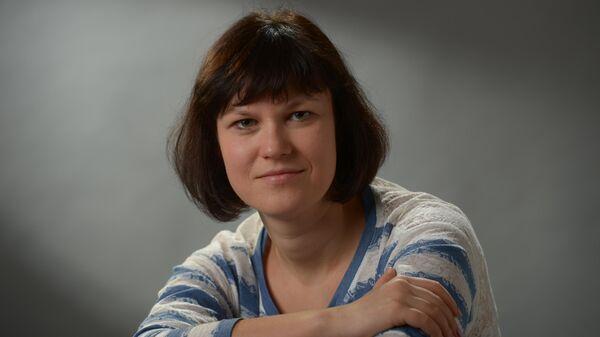 Руководитель РИА Новости Недвижимость Ольга Набатникова