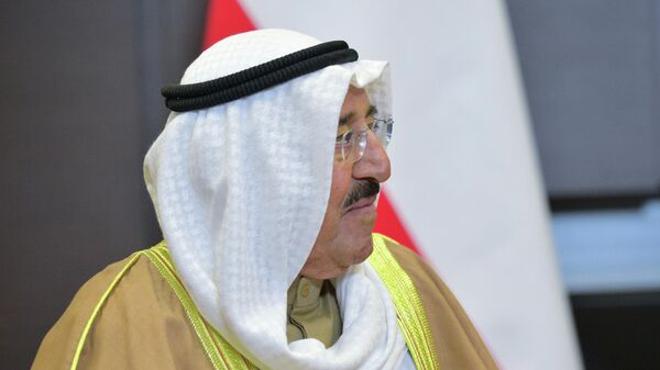 Эмир государства Кувейт Сабах Аль-Ахмед Ас-Сабах