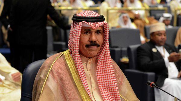 Наследный принц Кувейта Наваф аль-Ахмед аль-Джабер ас-Сабах