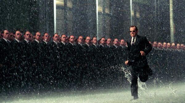 Кадр из фильма Матрица: Революция