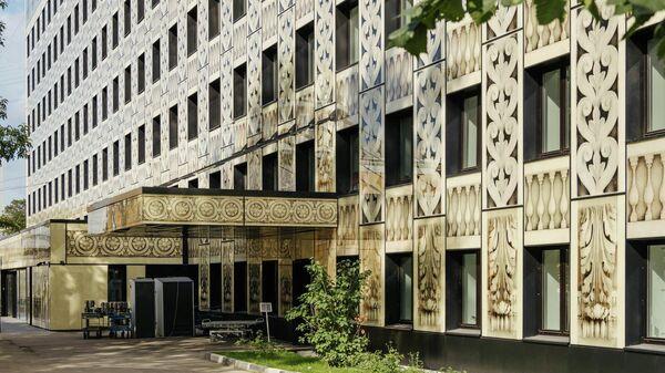 Корпус №4 ГКБ имени Давыдовского в Москве