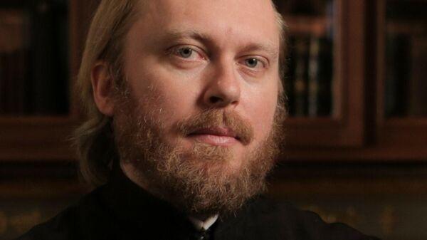 Председатель Патриаршей комиссии по вопросам семьи, защиты материнства и детства священник Федор Лукьянов