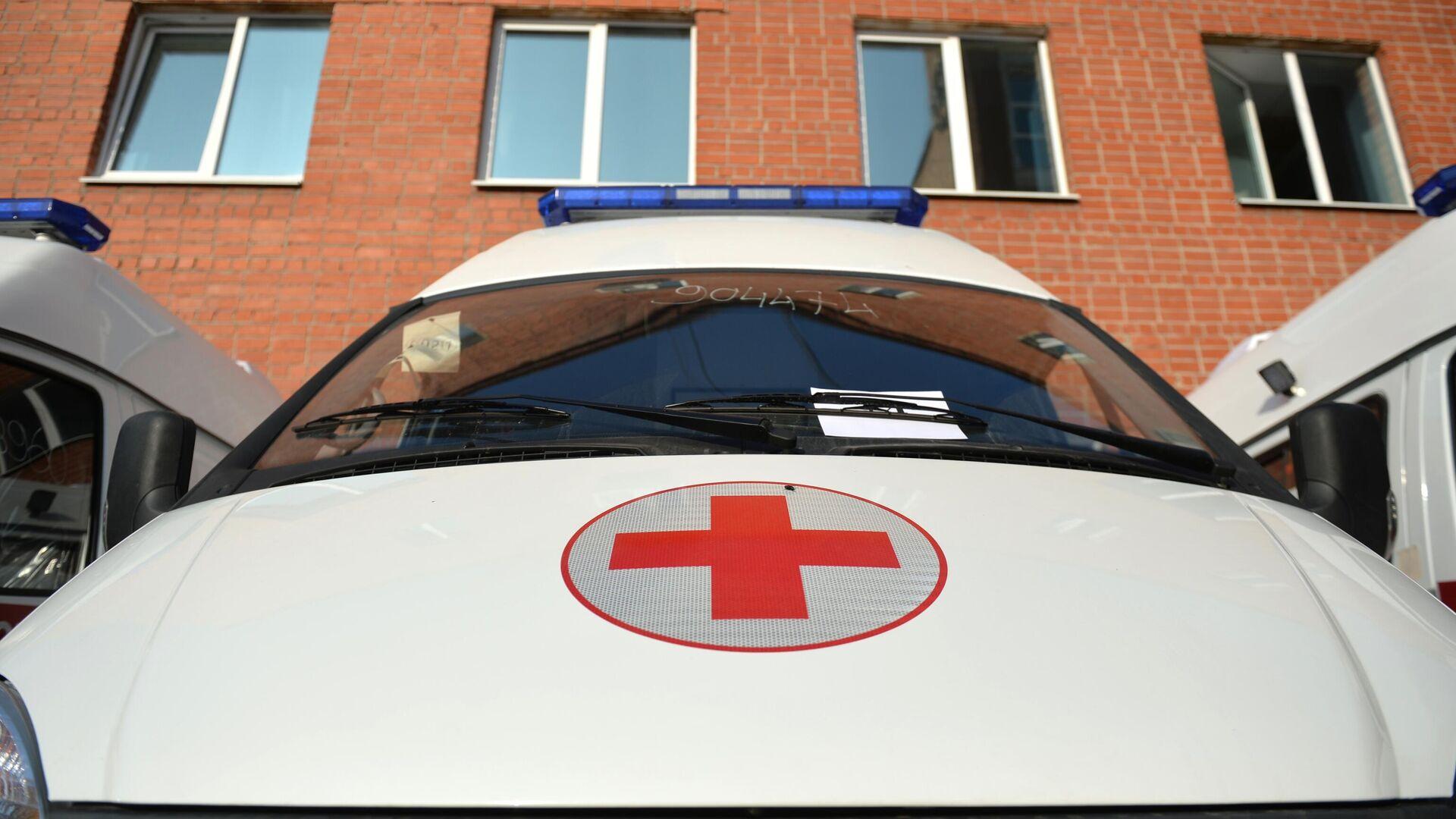 В Москве второй раз за ночь автомобиль сбил пешехода