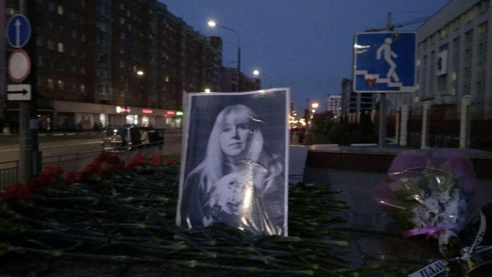 СК вернул мужу погибшей журналистки Славиной изъятые при обыске вещи