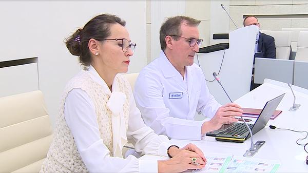 Подписание меморандума о сотрудничестве в сфере медицинского образования