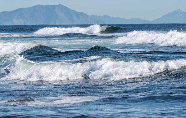 Тихоокеанское побережье полуострова Камчатка