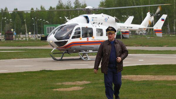 Директор Московского авиационного центра Кирилл Святенко