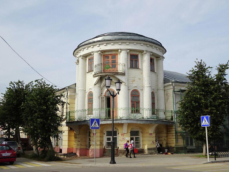 Дом Салазкина