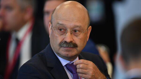 Президент-председатель правления банка Открытие Михаил Задорнов