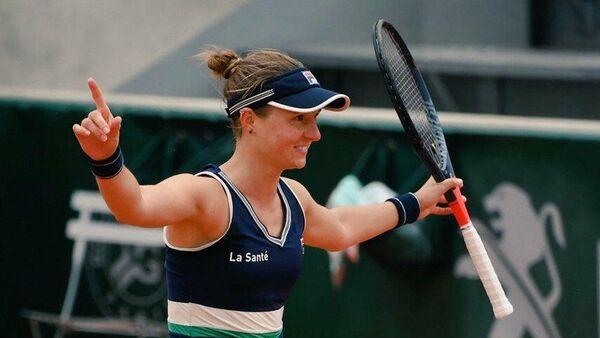 Аргентинская теннисистка Надя Подороска