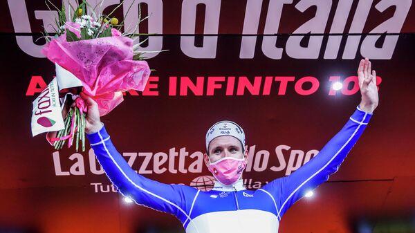 Французский велогонщик Арно Демар