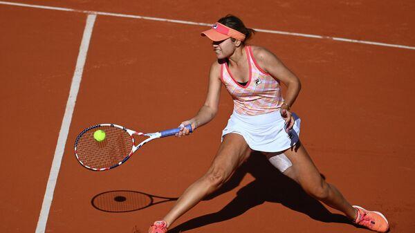 Теннисистка София Кенин (США)