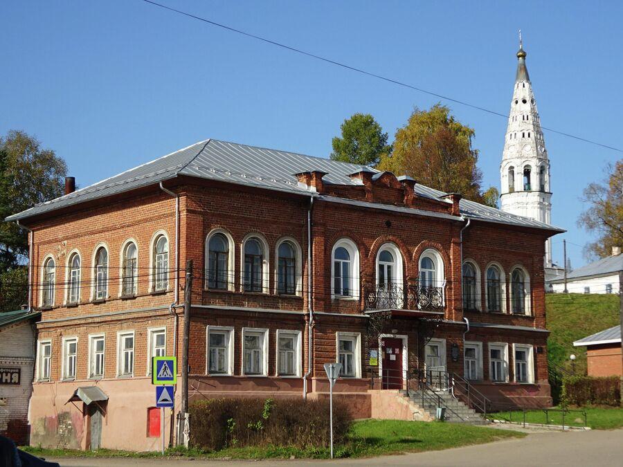 Начальное училище (1874)