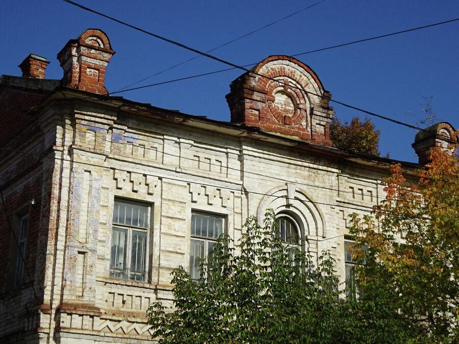 Дом купца Соколова