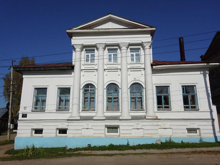 Дом Папулина (Невского)