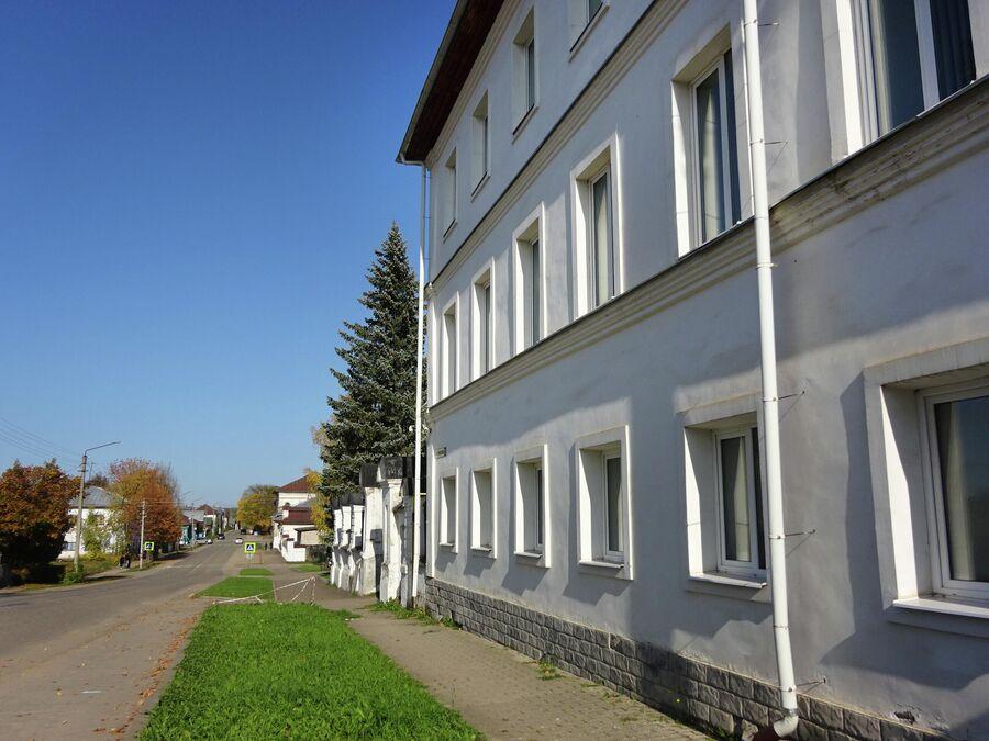 Жилой дом Кокорева (середина 19 века)