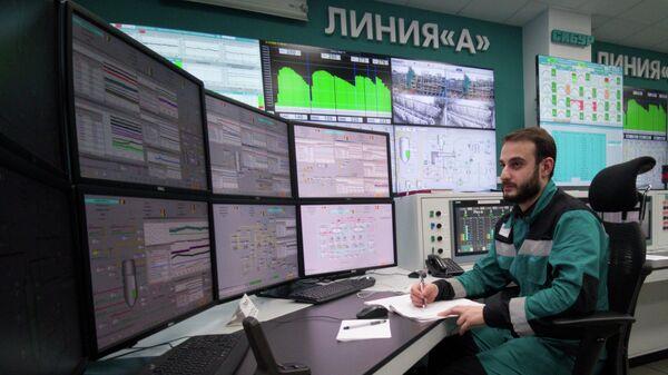 Аспирант Томского политехнического университета Георгий Вачадзе