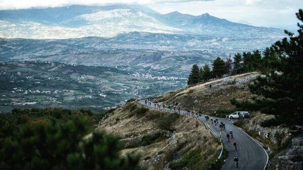 Велогонка Джиро д'Италия