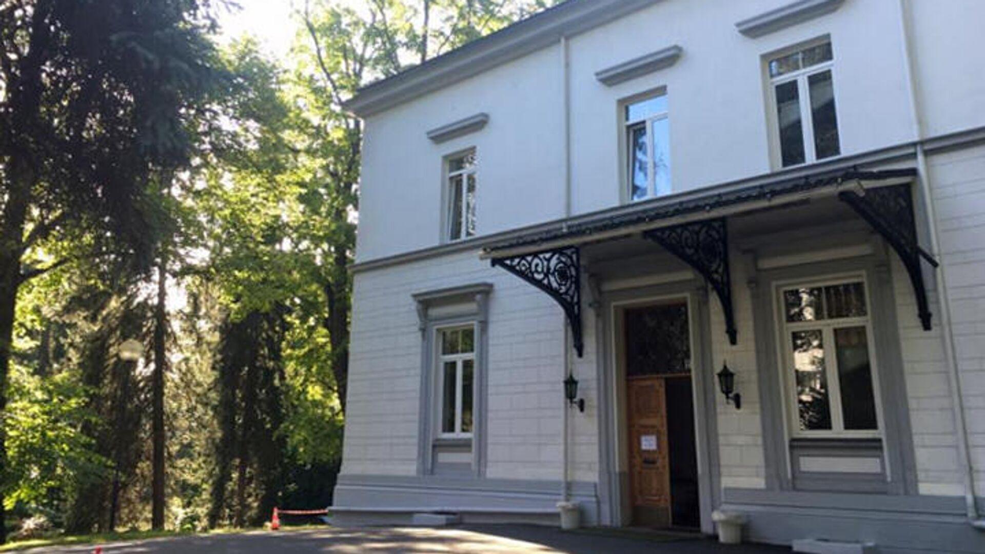 Здание посольства России в Норвегии - РИА Новости, 1920, 13.10.2020