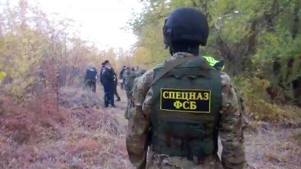 Спецоперация ФСБ в Волгограде