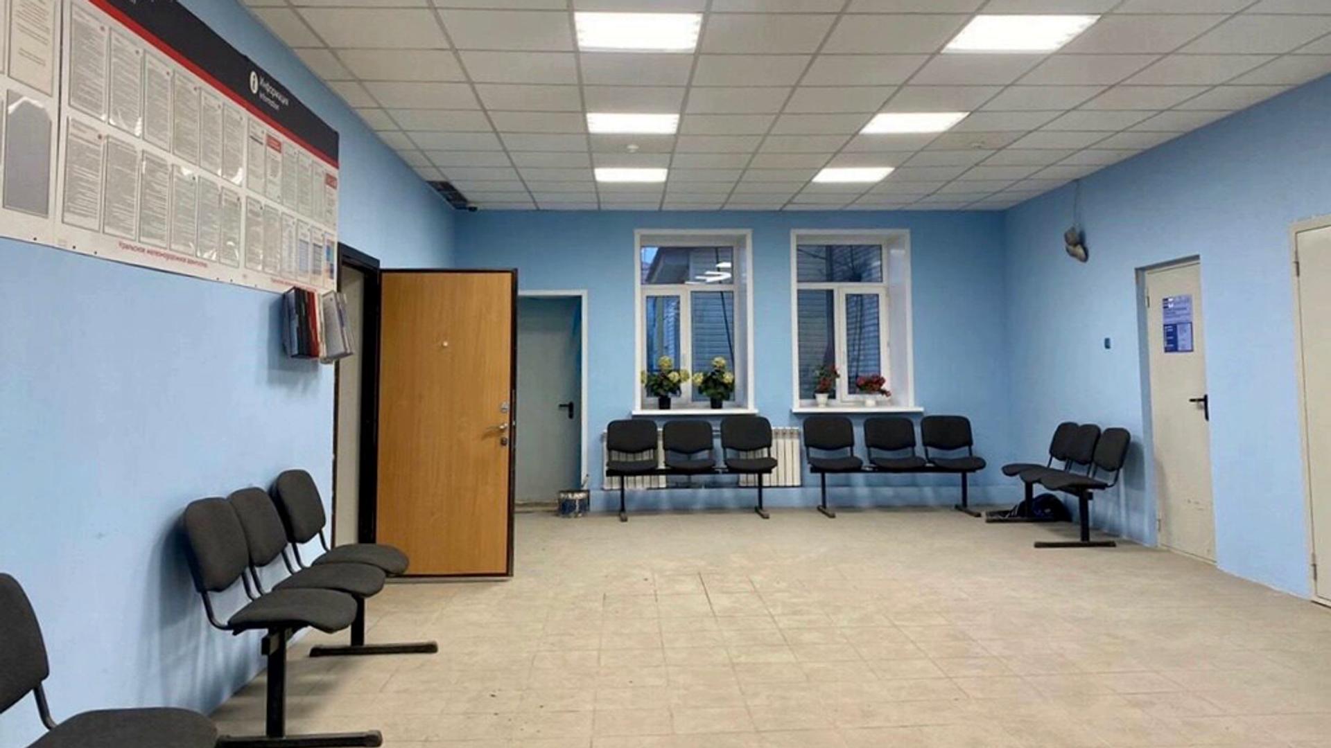 Помещение в здании железнодорожных касс в Пуровске - РИА Новости, 1920, 15.10.2020