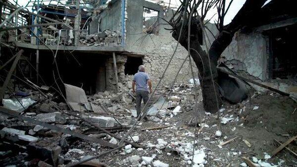 Нагорный Карабах: покалеченные судьбы