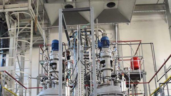 Завод ООО Биопрактика по производству белка из метана