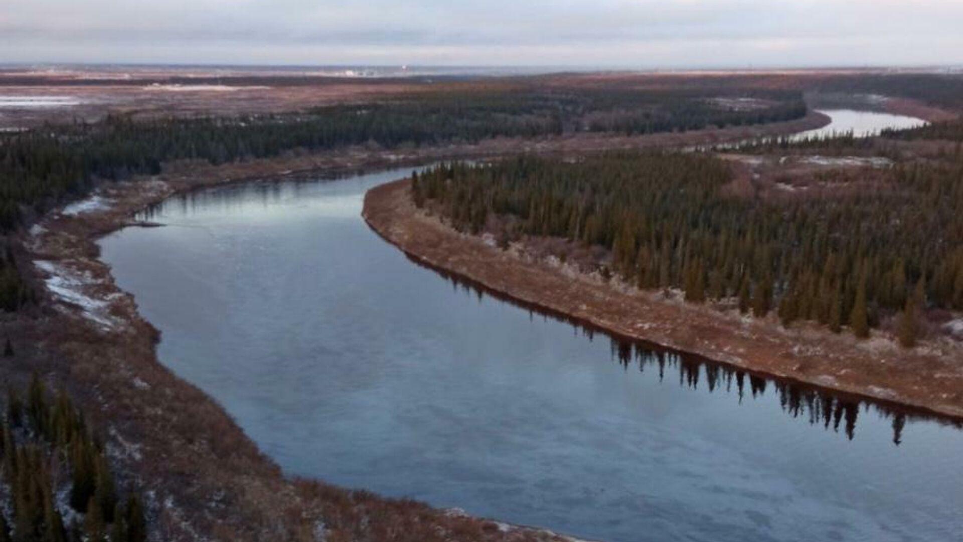 Росприроднадзор оценил степень загрязнения в реке Колва