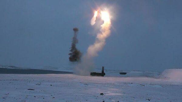 Бастионы трилистника: первый пуск ракеты Оникс с Земли Александры
