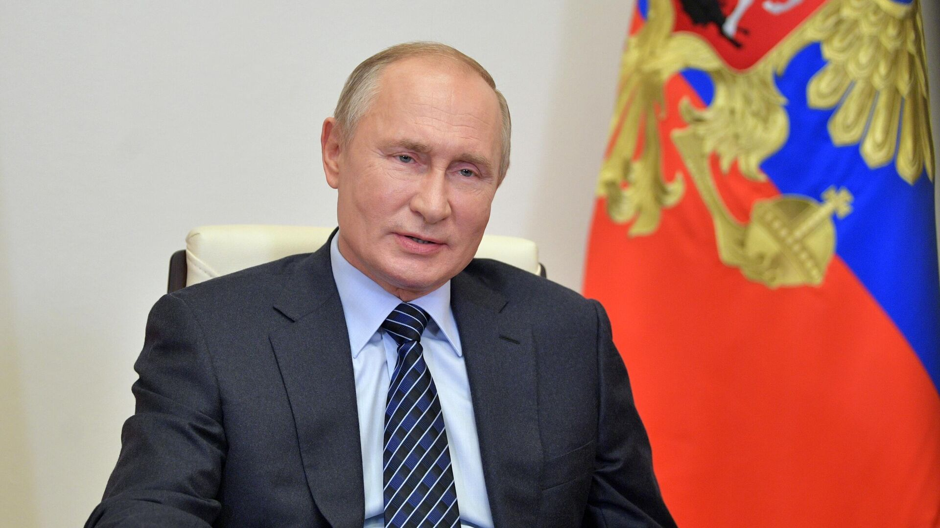 Президент РФ Владимир Путин - РИА Новости, 1920, 26.10.2020