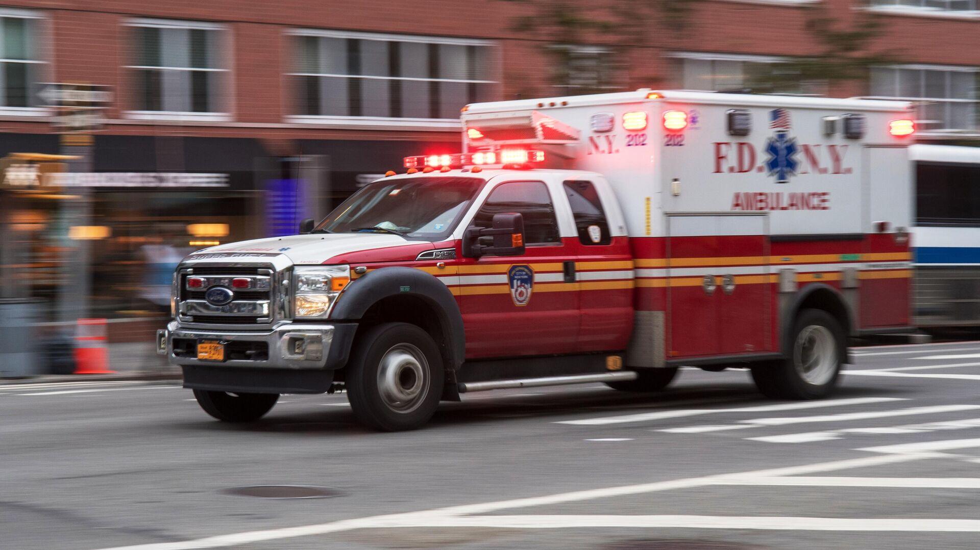 В Балтиморе произошел взрыв в многоэтажном офисном здании
