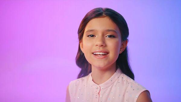 Кадр из клипа на песню Софии Феськовой Мой новый день