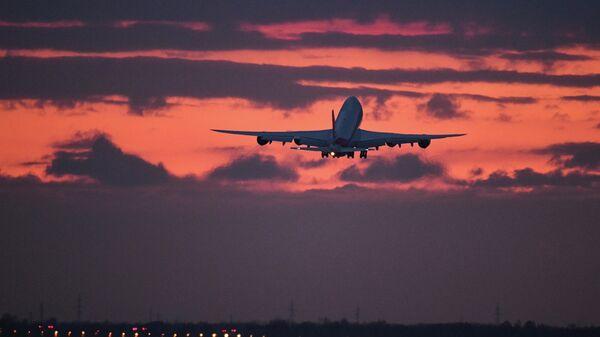 Грузовой самолет Boeing