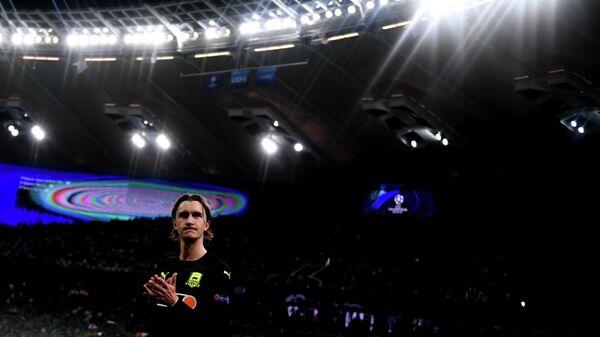 Футбол. Лига чемпионов. Матч Краснодар – Челси