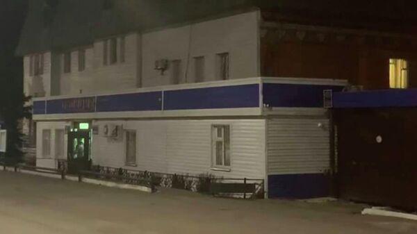 Здание ОМВД России по Кукморскому району Республики Татарстан