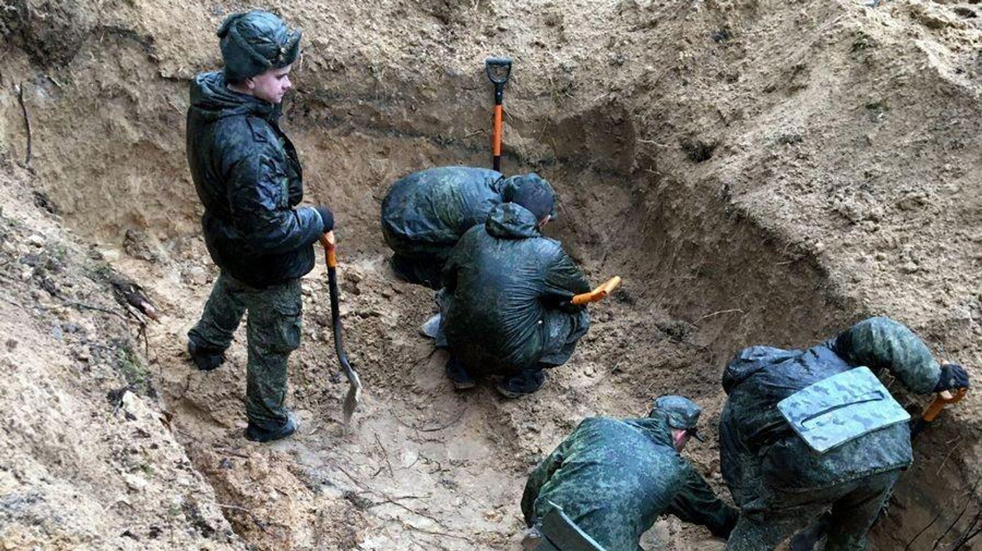 В СК рассказали о новых фактах по захоронениям жертв геноцида