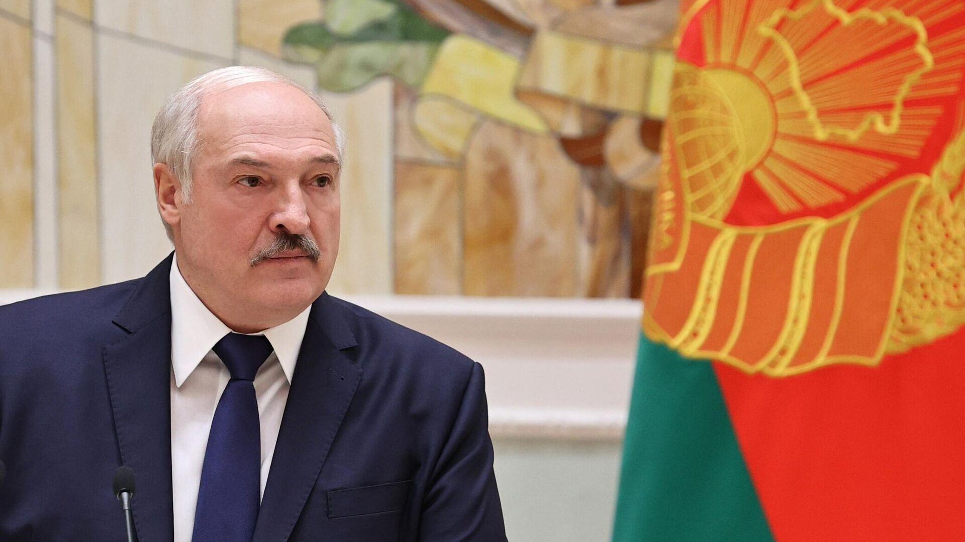 Президент Белоруссии Александр Лукашенко - РИА Новости, 1920, 05.11.2020