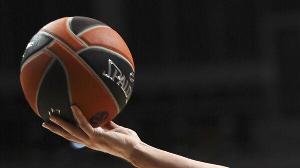 Баскетбол. Евролига. Матч Химки – Црвена Звезда
