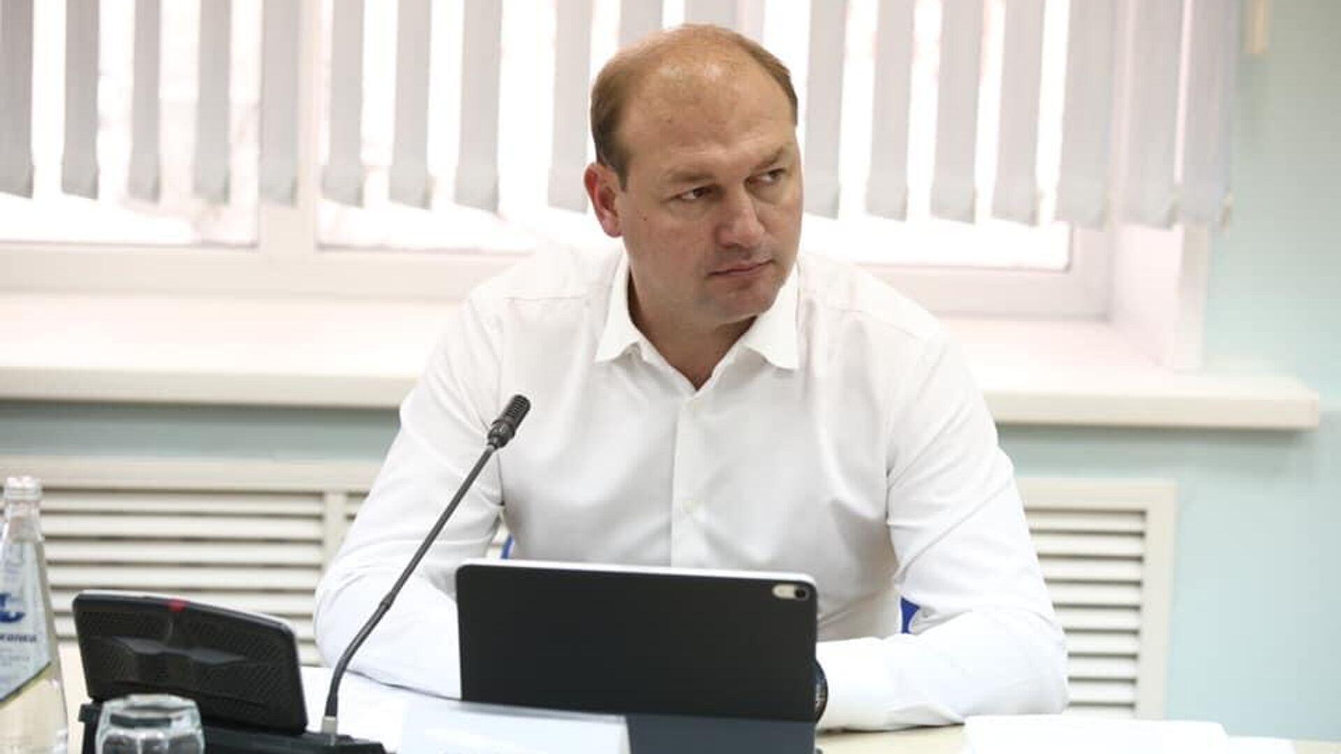 Ульяновского министра временно отстранили от работы после поездки в Ниццу