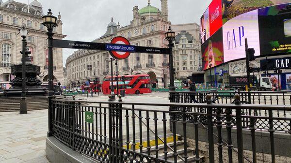 Лондон перед введением ограничений из-за роста заболеваемости коронавирусом
