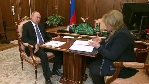 Путин о победах людей рабочих профессий на выборах: Люди просто знают проблемы своих населенных пунктов