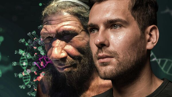 Гены неандертальцев
