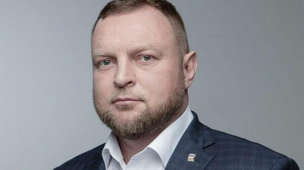 Глава городского округа Шатура Алексей Артюхин