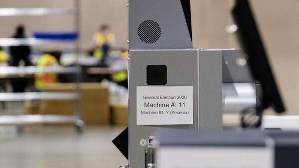 Машина для подсчета голосов